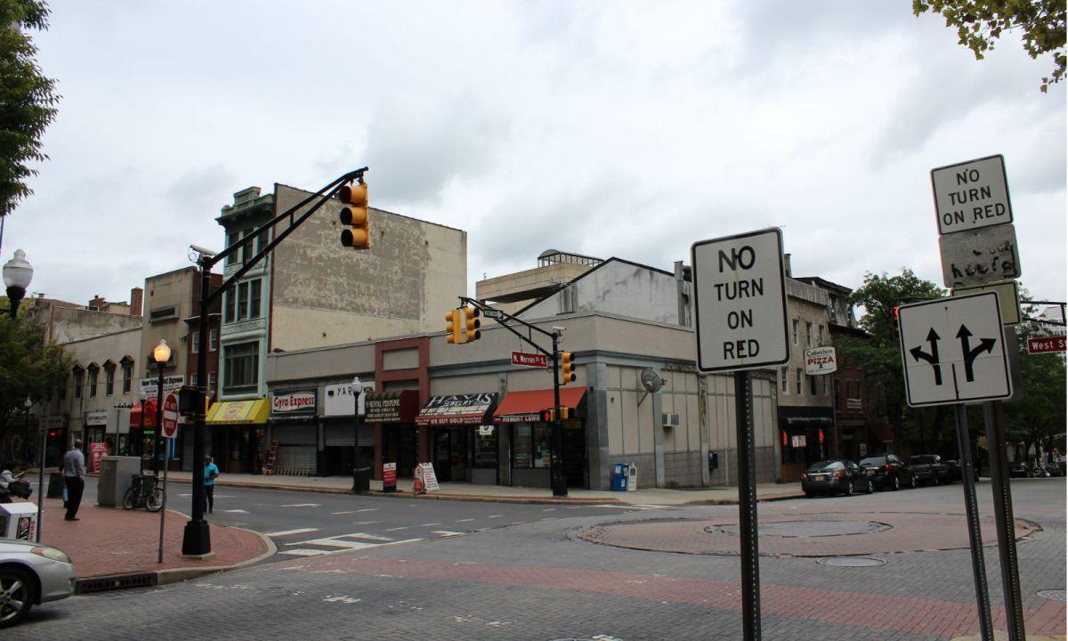 Trenton, New Jersey. Photo: Wikimedia Commons
