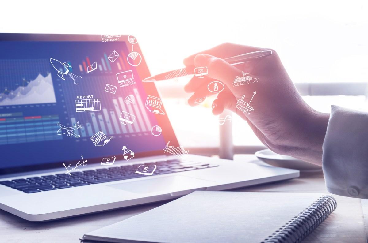 Online wealth management. Photo: iStock