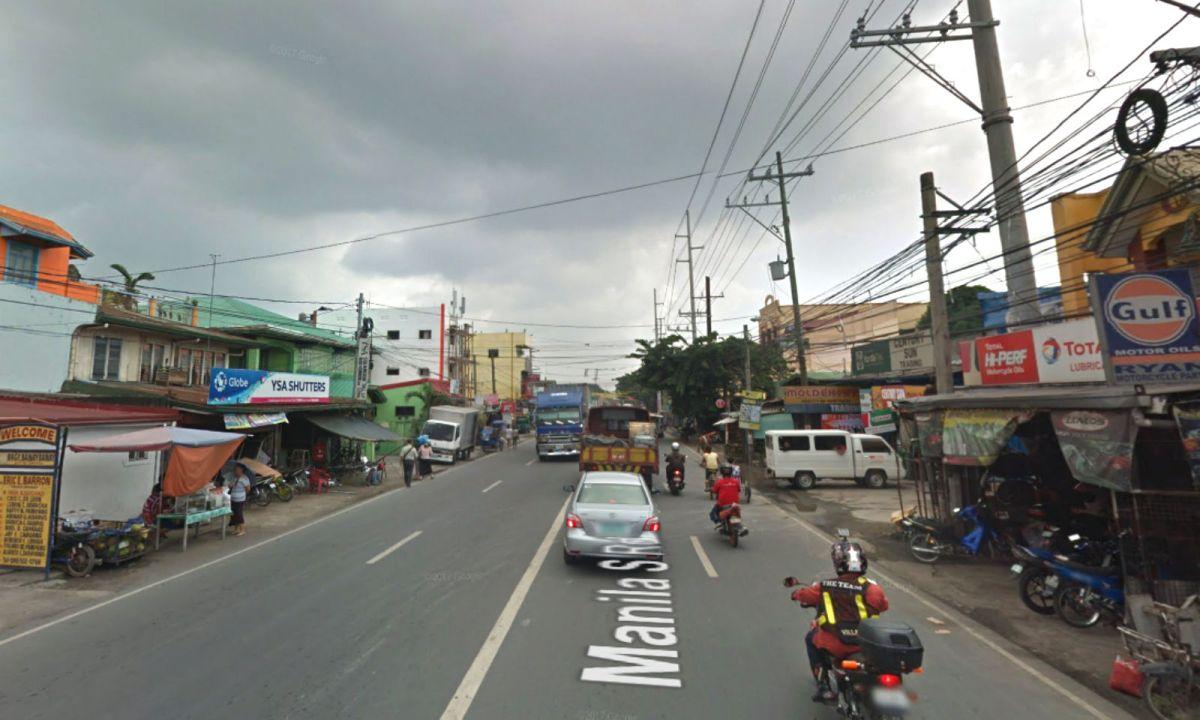 Cabuyao City, Philippines. Photo: Google Maps