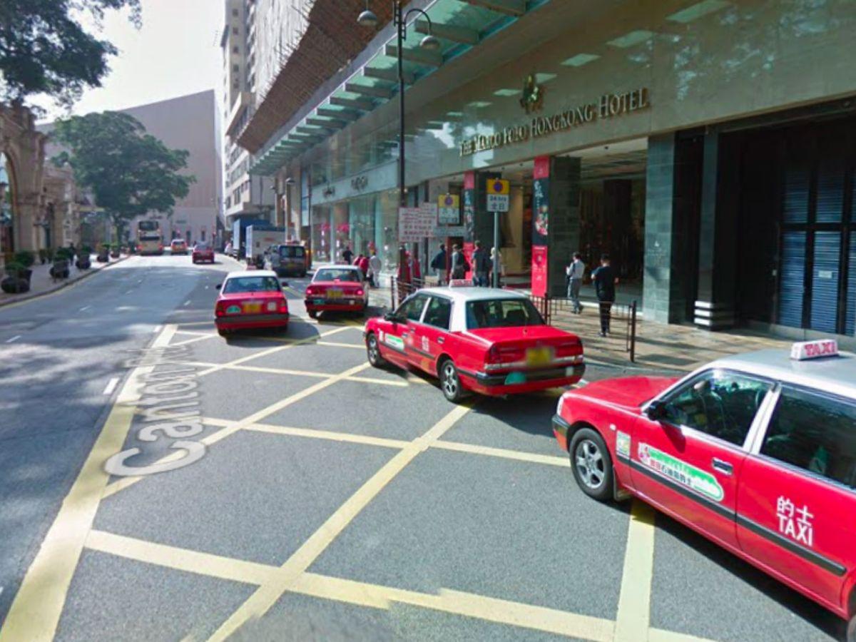 Canton Road in Tsim Sha Tsui, Kowloon. Photo: Google Maps