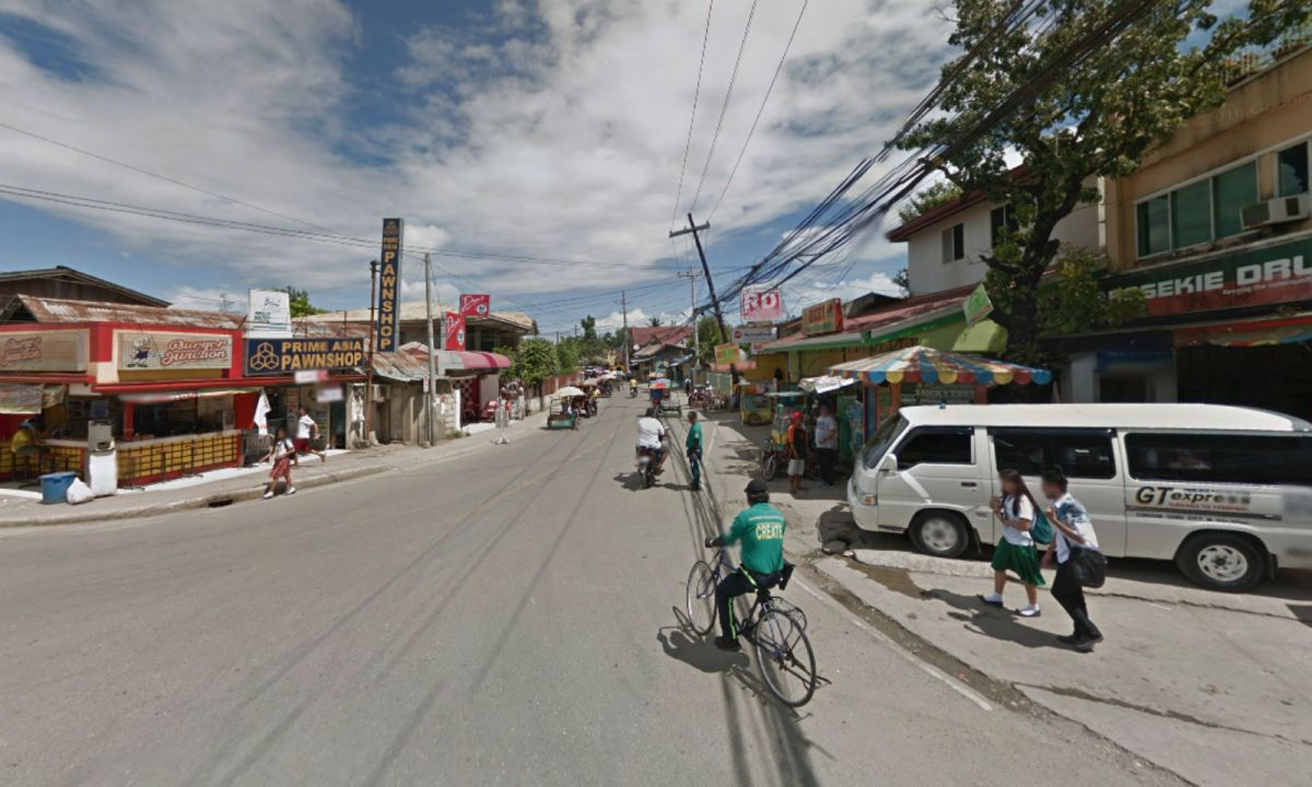 Cordova in Cebu in the Philippines. Photo: Google Maps