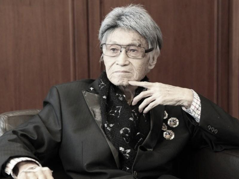 Former Taiwan sports commentator Frank Fu Ta-jen. Photo: Facebook