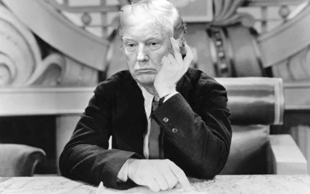 The US president has at times shown a mercurial nature reminiscent of the late, great Groucho Marx.