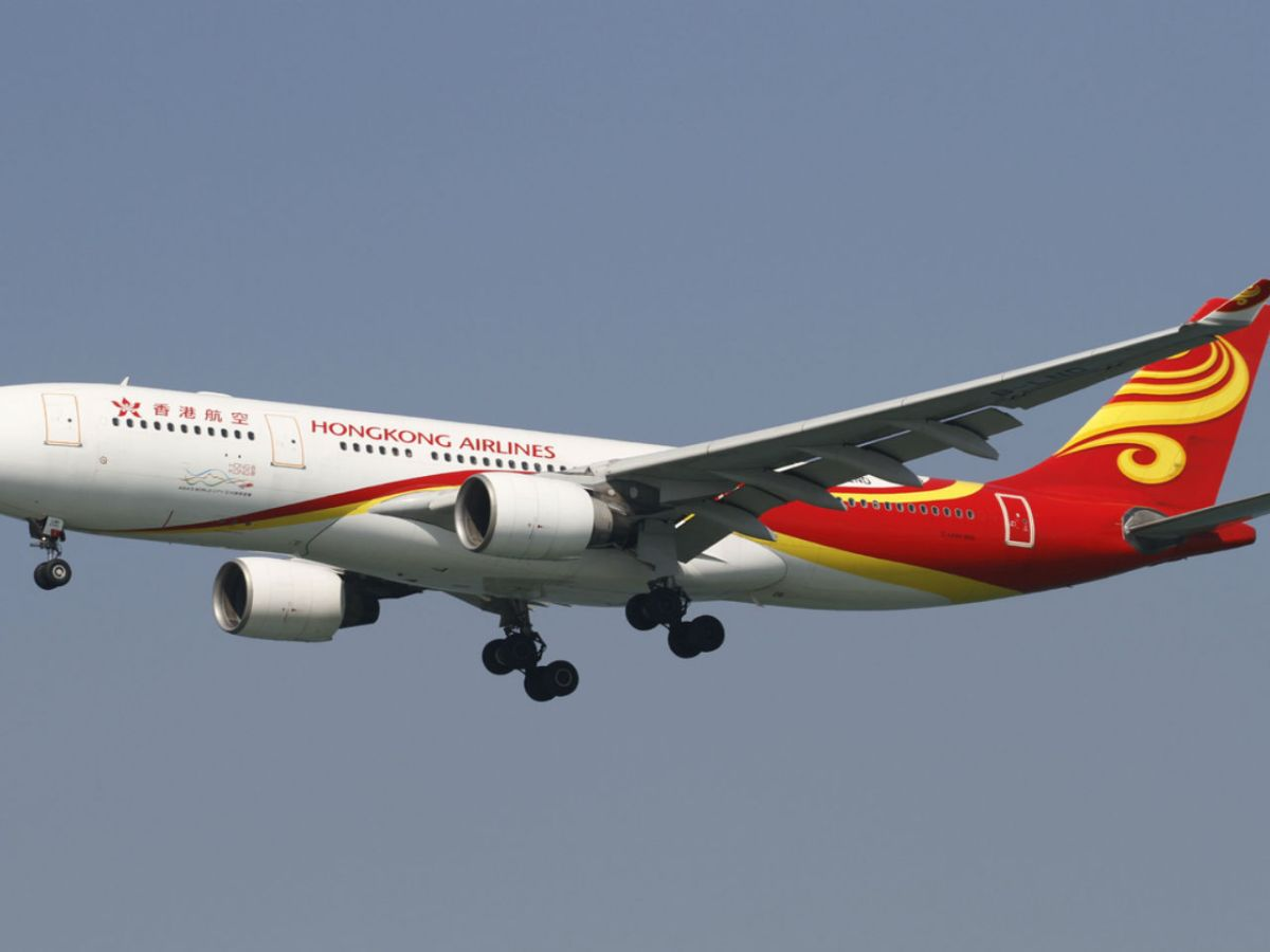 Hongkong Airlines. Photo: iStockphoto