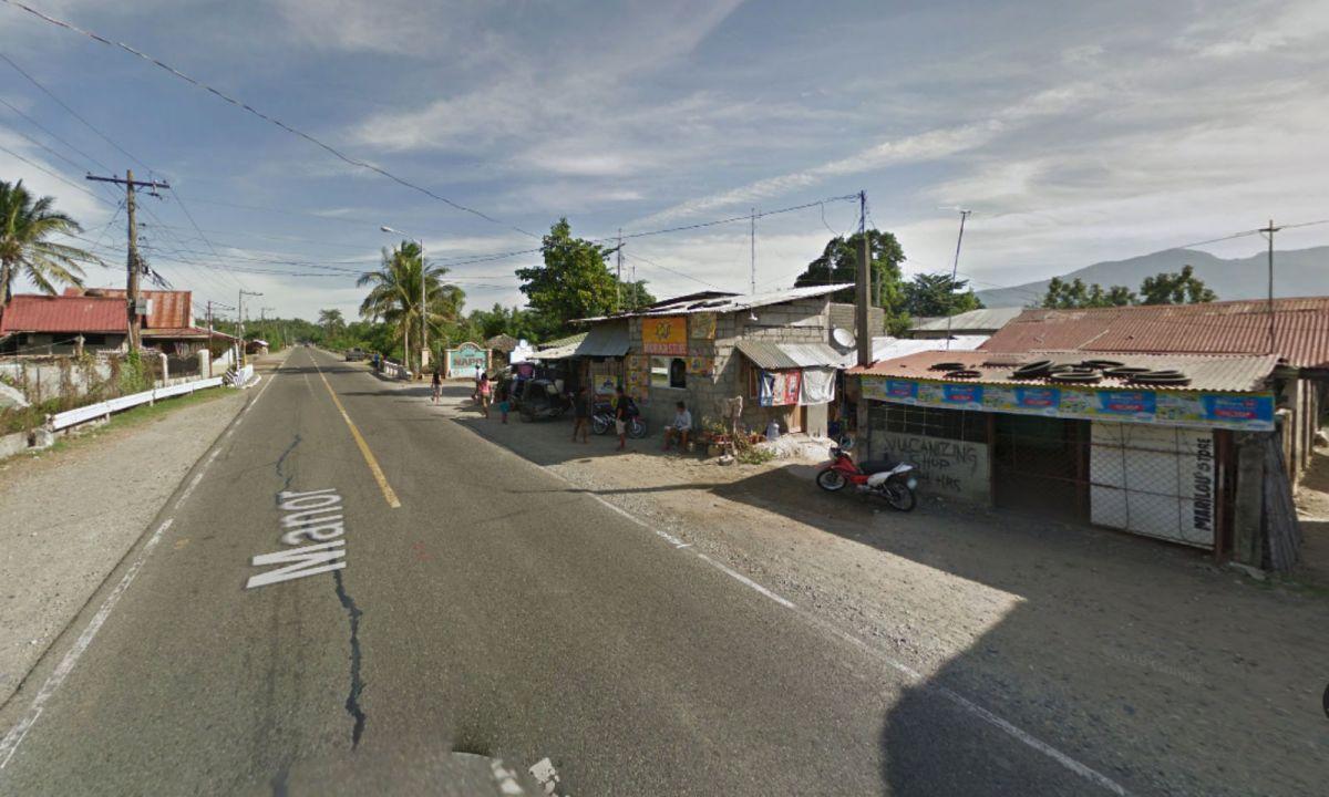 Sto. Domingo, Ilocos Sur, in the Philippines. Photo: Google Maps