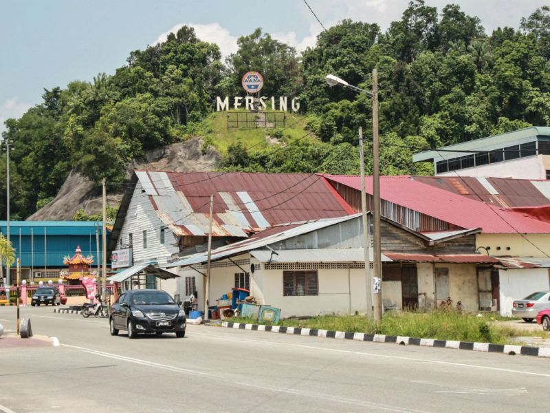 Mersing in Malaysia. Photo: Wikimedia Commons