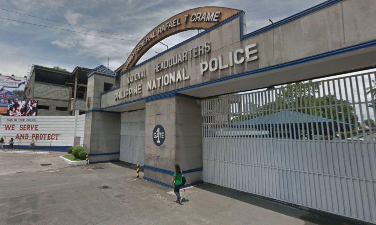 Philippine National Police Headquarters. Photo: Google Maps