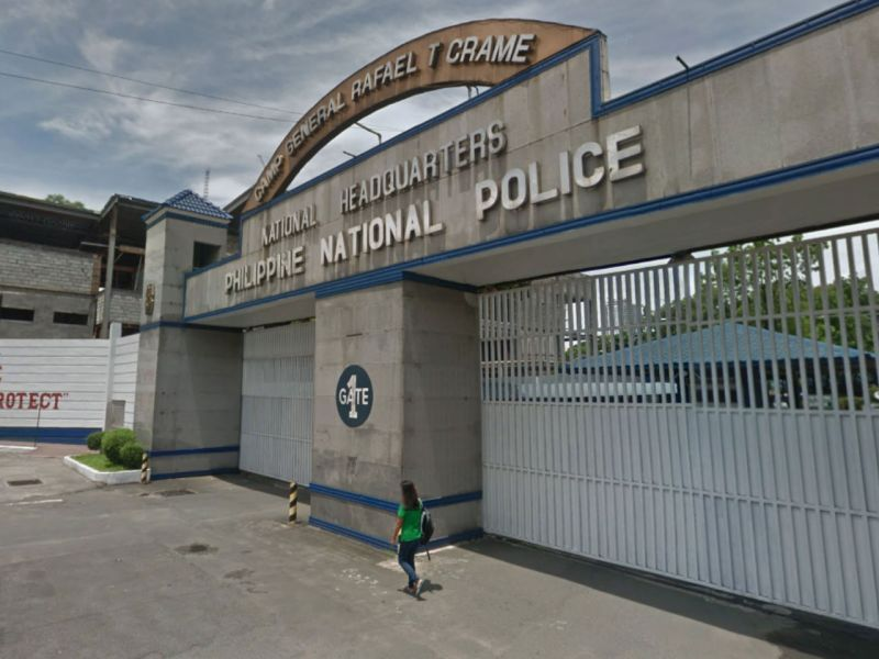 Philippine National Police Headquarters. Photo: Google Maps