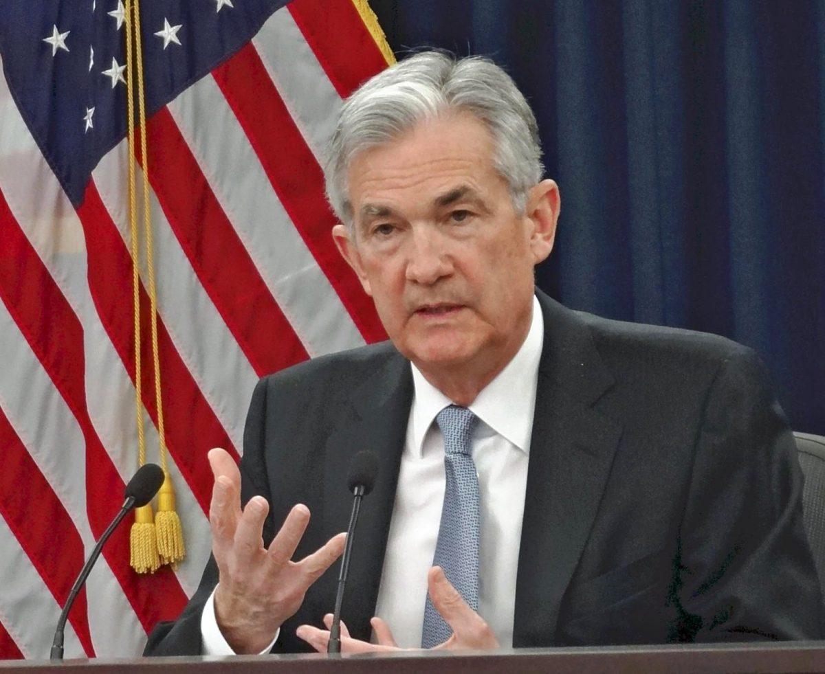 Federal Reserve chairman Jerome Powell. Photo: AFP/The Yomiuri Shimbun