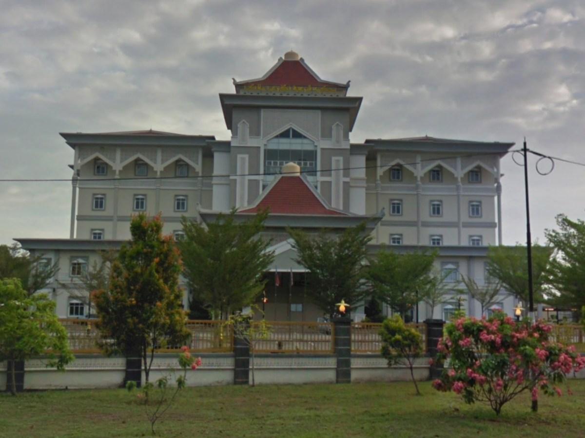The Melaka Court Complex in Ayer Keroh, Melaka, Malaysia. Photo: Google Maps