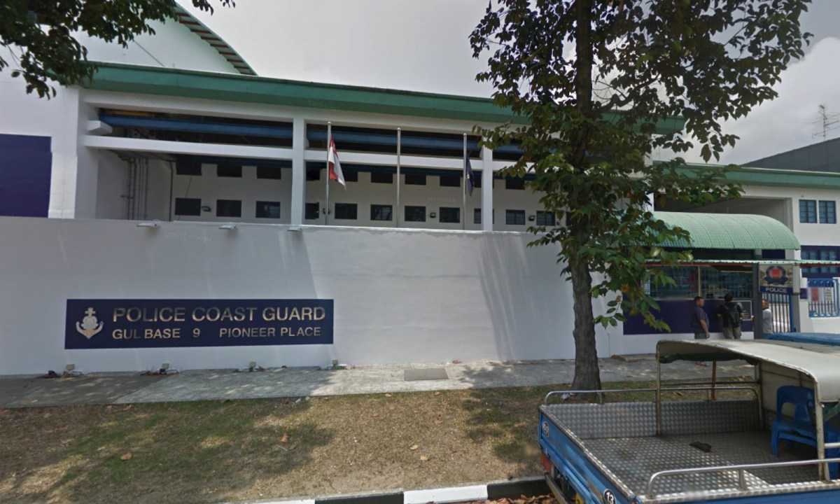 The Police Coast Guard, Singapore. Photo: Google Maps