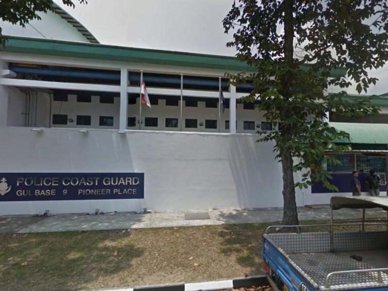 The Police Coast Guard, Singapore. Photo: Google Maps