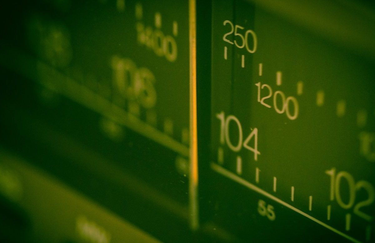 Community radio gets scant support from the Indian government. Photo: Pixabay