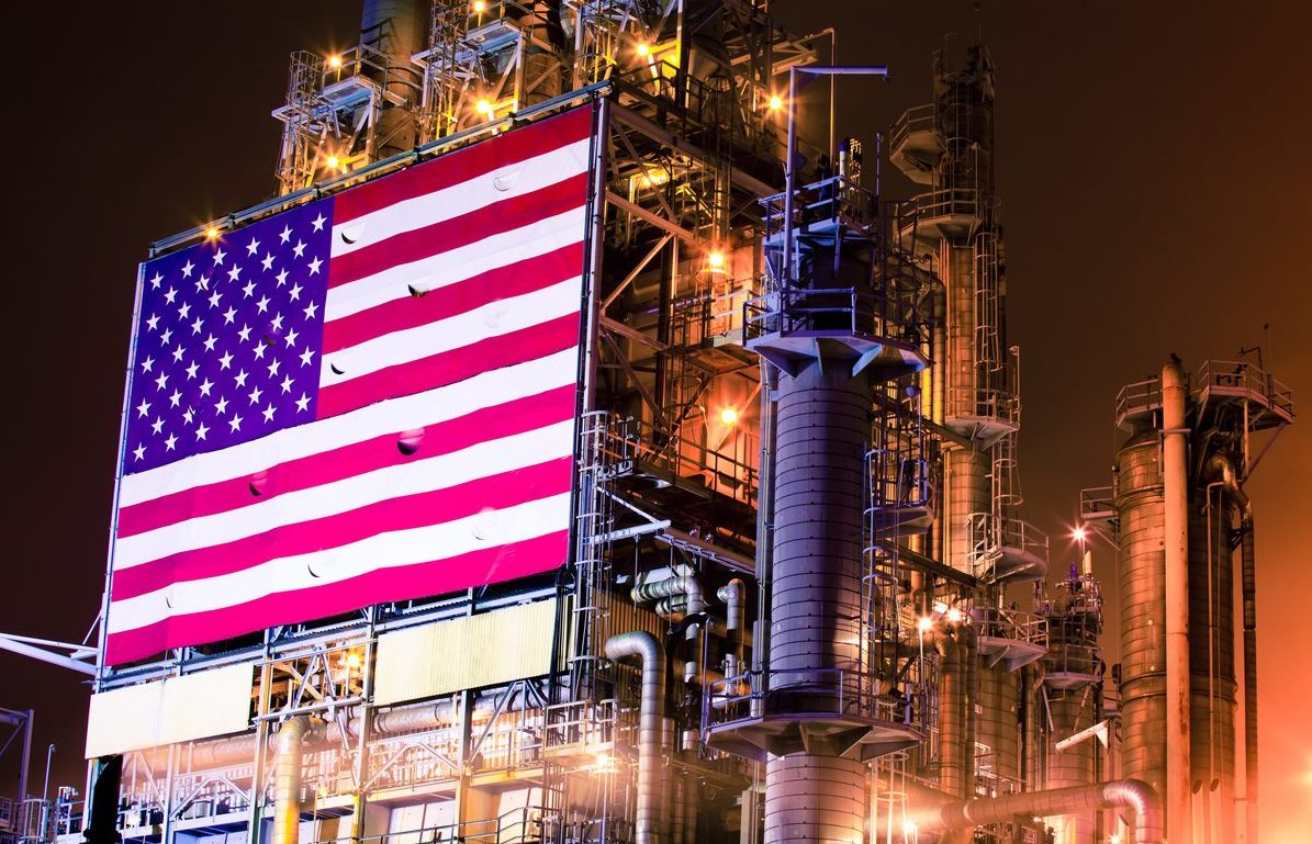 The escalating trade row between the US and China is hurting the American energy sector. Photo: iStock