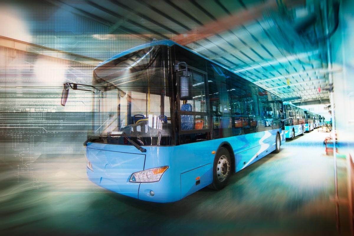Electric bus. Photo: iStock