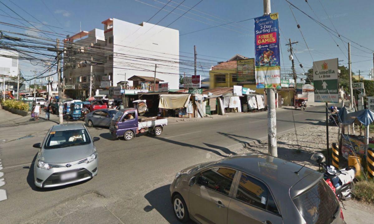 Lapu Lapu City, Philippines. Photo: Google Maps