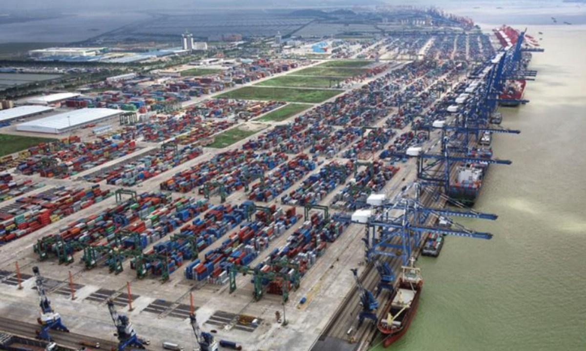 Port of Nansha Photo: portofnansha.com