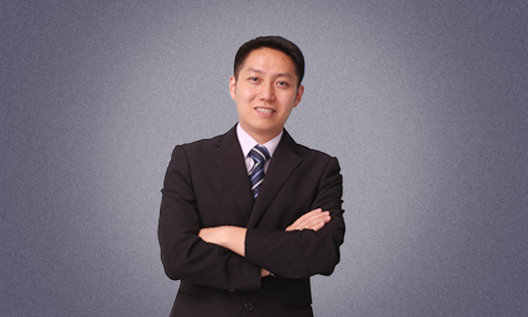 Fenbi.com CEO Zhang Xiaolong in under a hail of criticism for his remarks regarding Japanese invasion and British colonialism. Photo: fenbi.com