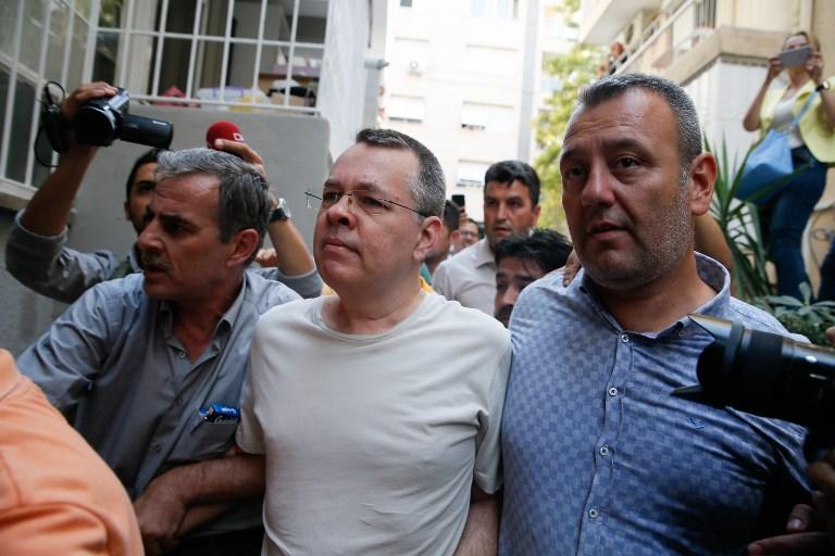 Photo: Anadollu Agency via AFP/Evren Atalay