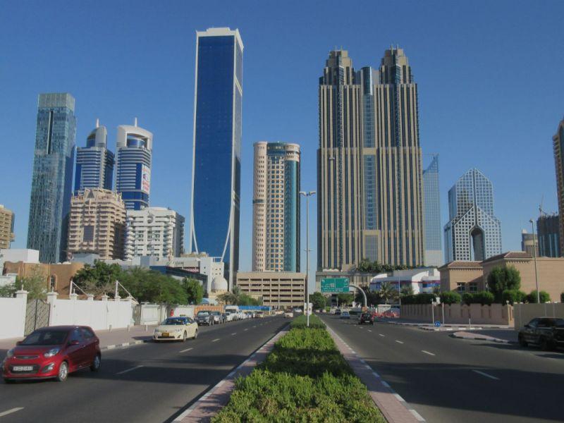 Al Satwa, Dubai. Photo: Wikimedia Commons