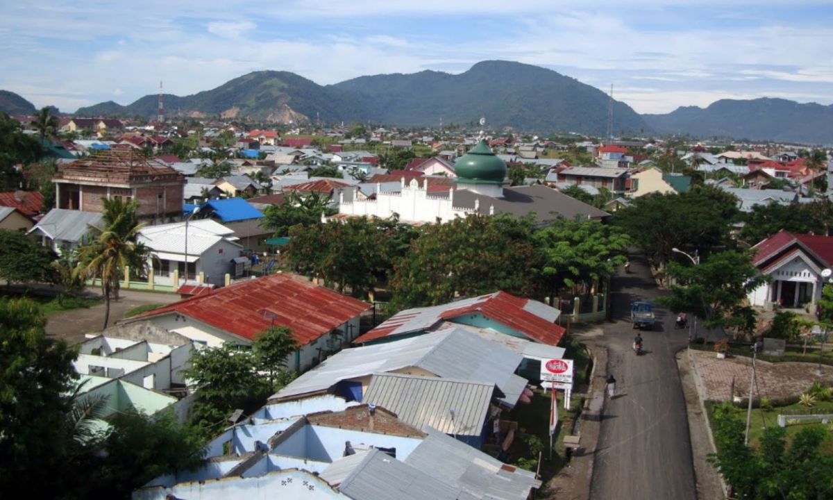 Aceh is the only province in Indonesia to have Sharia Law. Photo: Google Maps
