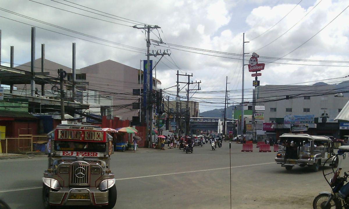 Calamba City in Laguna, Philippines. Photo: Wikimedia Commons