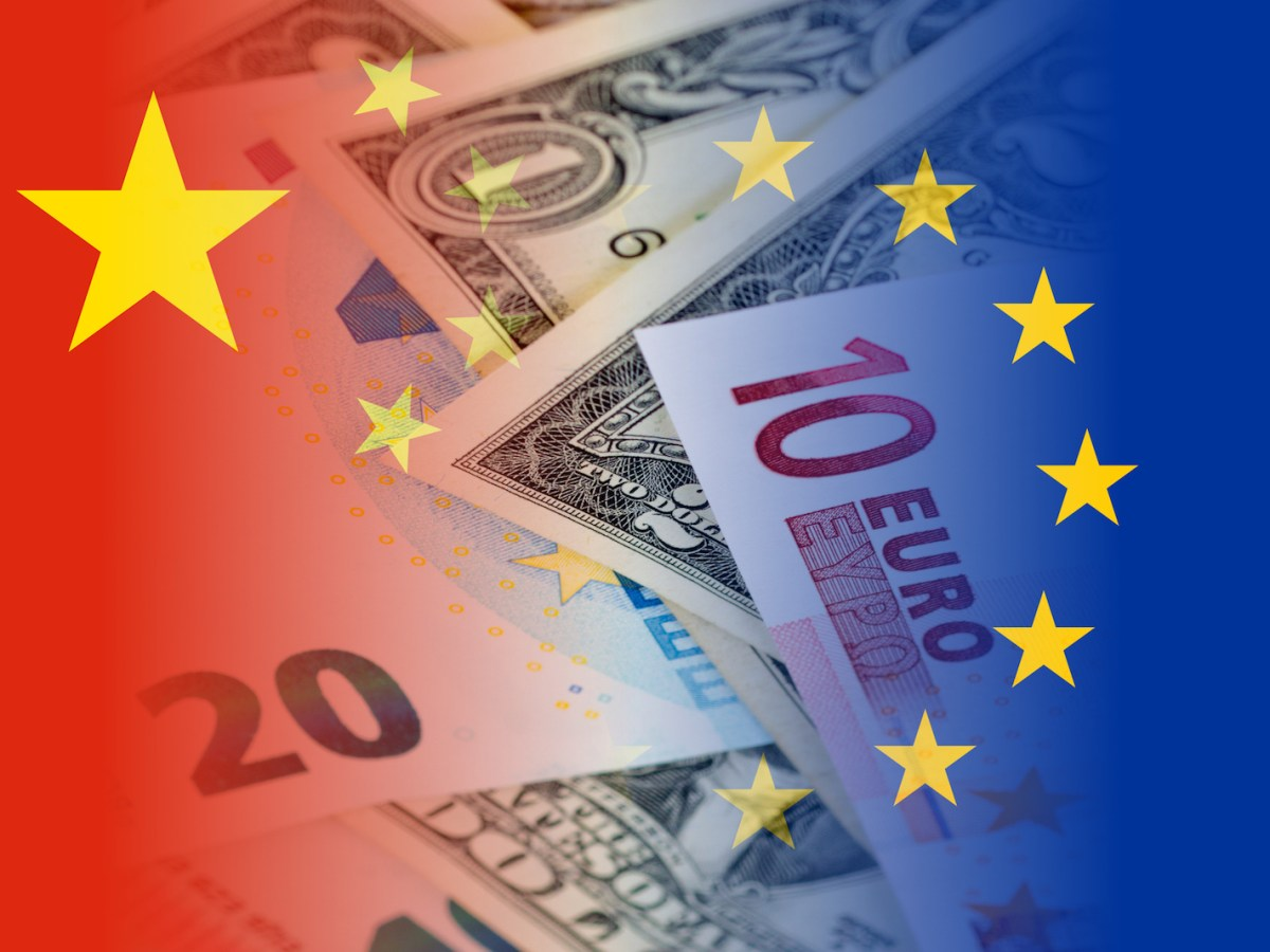 China's foreign direct investment in Europe overshadows FDI in the United States. Photo: iStock