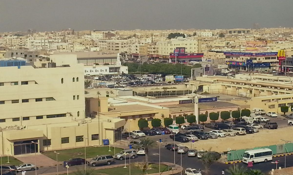 Dammam in Saudi Arabia where the maid had worked. Photo: Wikimedia Commons