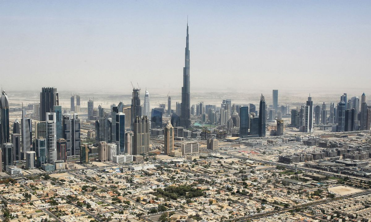 Dubai. Photo: Wikimedia Commons