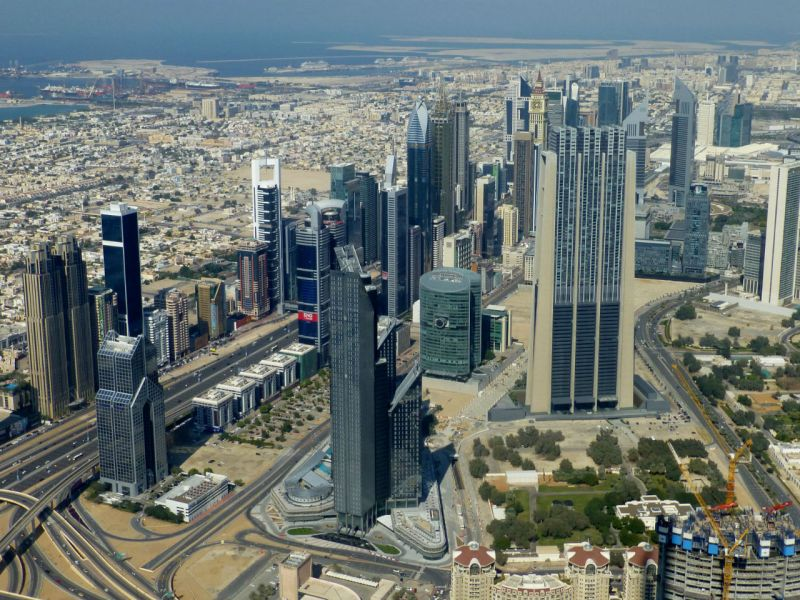 Dubai, United Arab Emirates. Photo: Wikimedia Commons