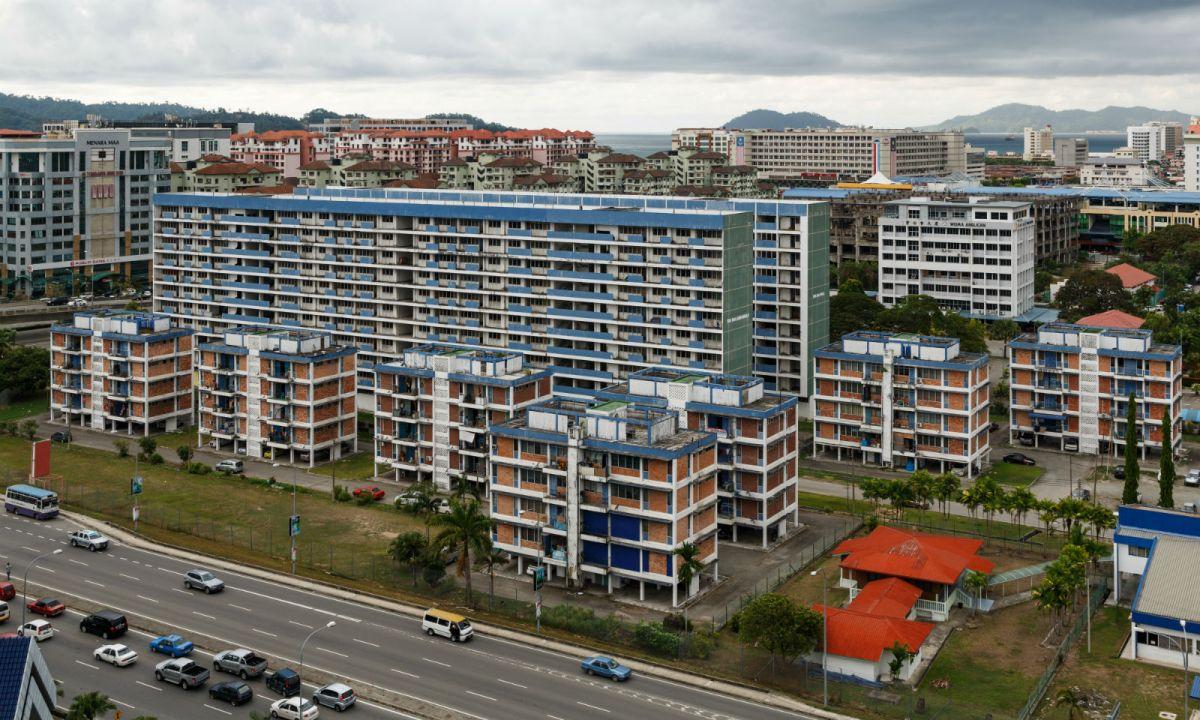 Kota Kinabalu, Malaysia. Photo: Wikimedia Commons.