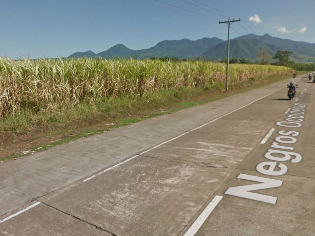 Murcia in Negros Occidental, Philippines. Photo: Google Maps