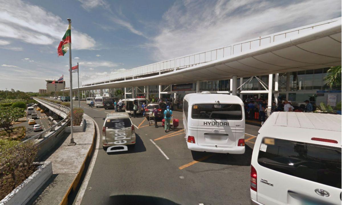 Ninoy Aquino International Airport Terminal 2 in Manila. Photo: Google Maps