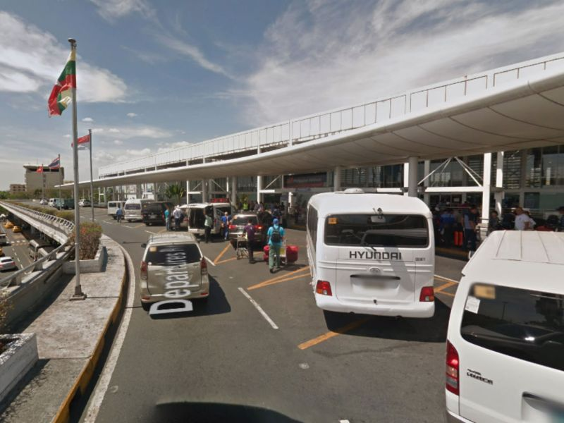Ninoy Aquino International Airport Terminal 2 in Manila. Photo: Google Maps