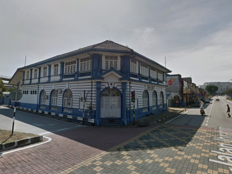 Sungai Petani Police Station, Kedah, Malaysia. Photo: Google Maps