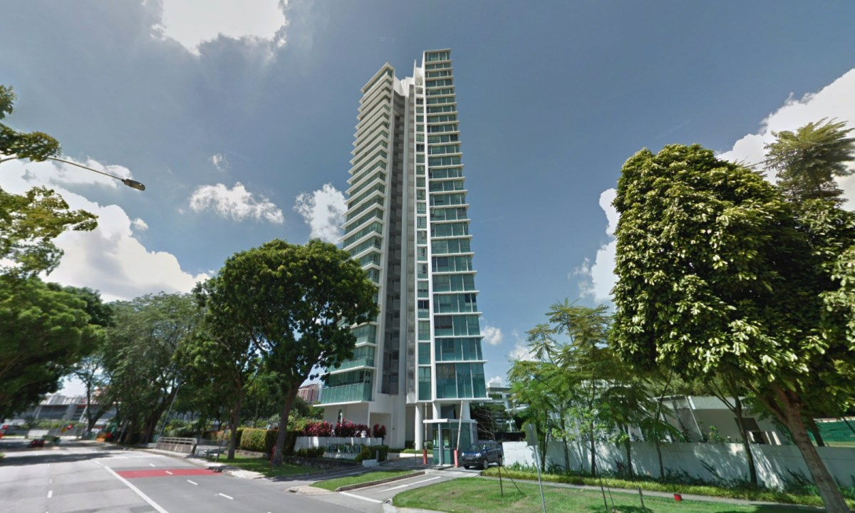 The Chuan on 31 Lor Chuan, Singapore. Photo: Google Maps
