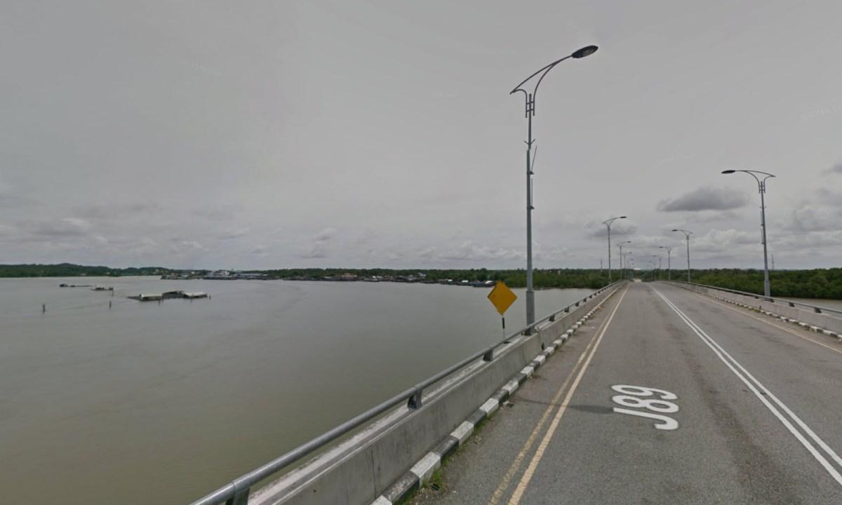 Sedili Besar in Kota Tinggi District, Johor, Malaysia. Photo: Google Maps