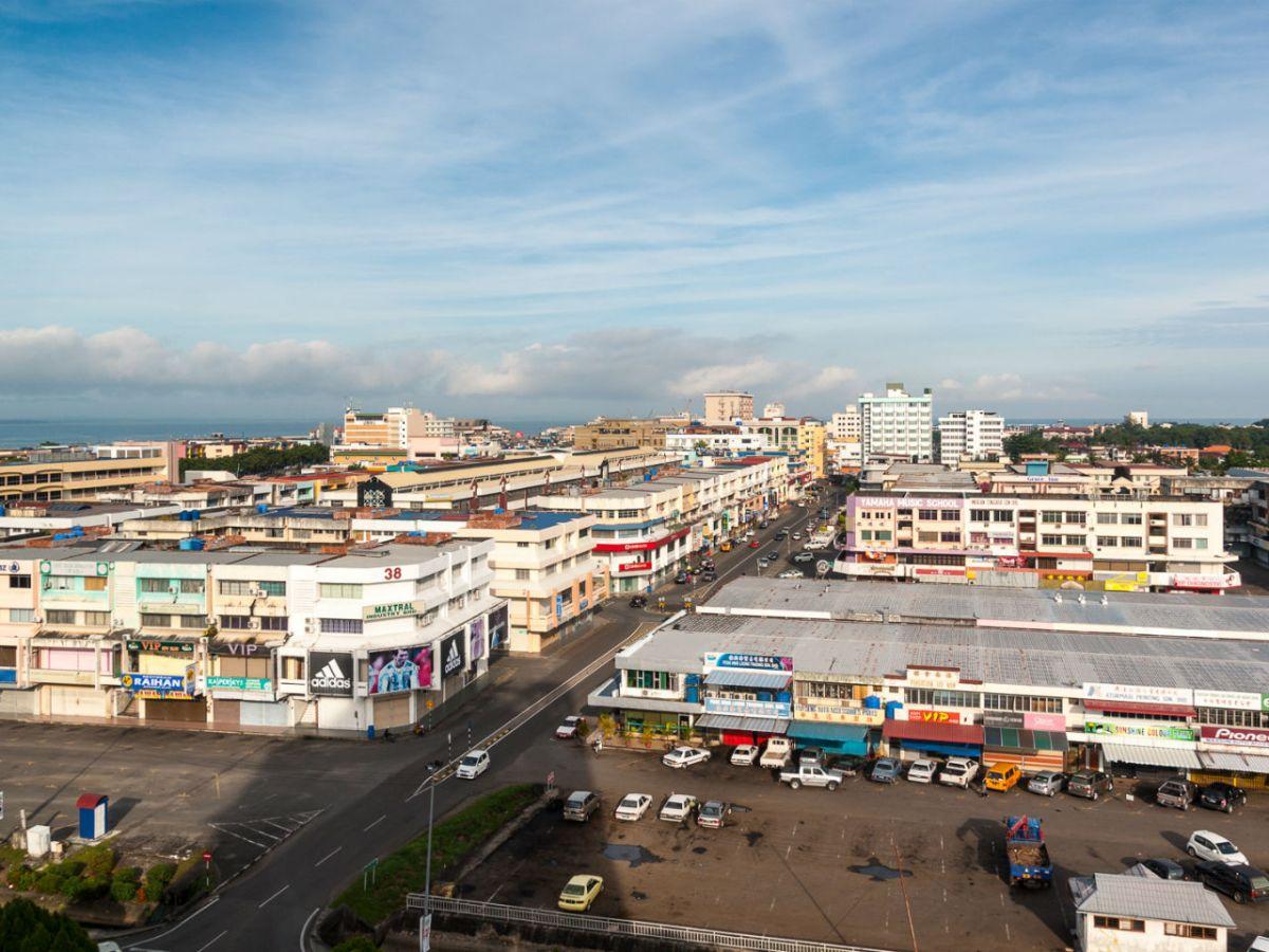 Tawau in Malaysia. Photo: Wikimedia Commons