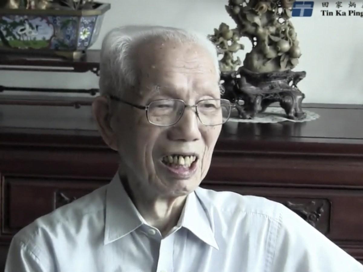 Hong Kong business and philanthropist Tin Ka-ping Photo: Tin Ka Ping Foundation