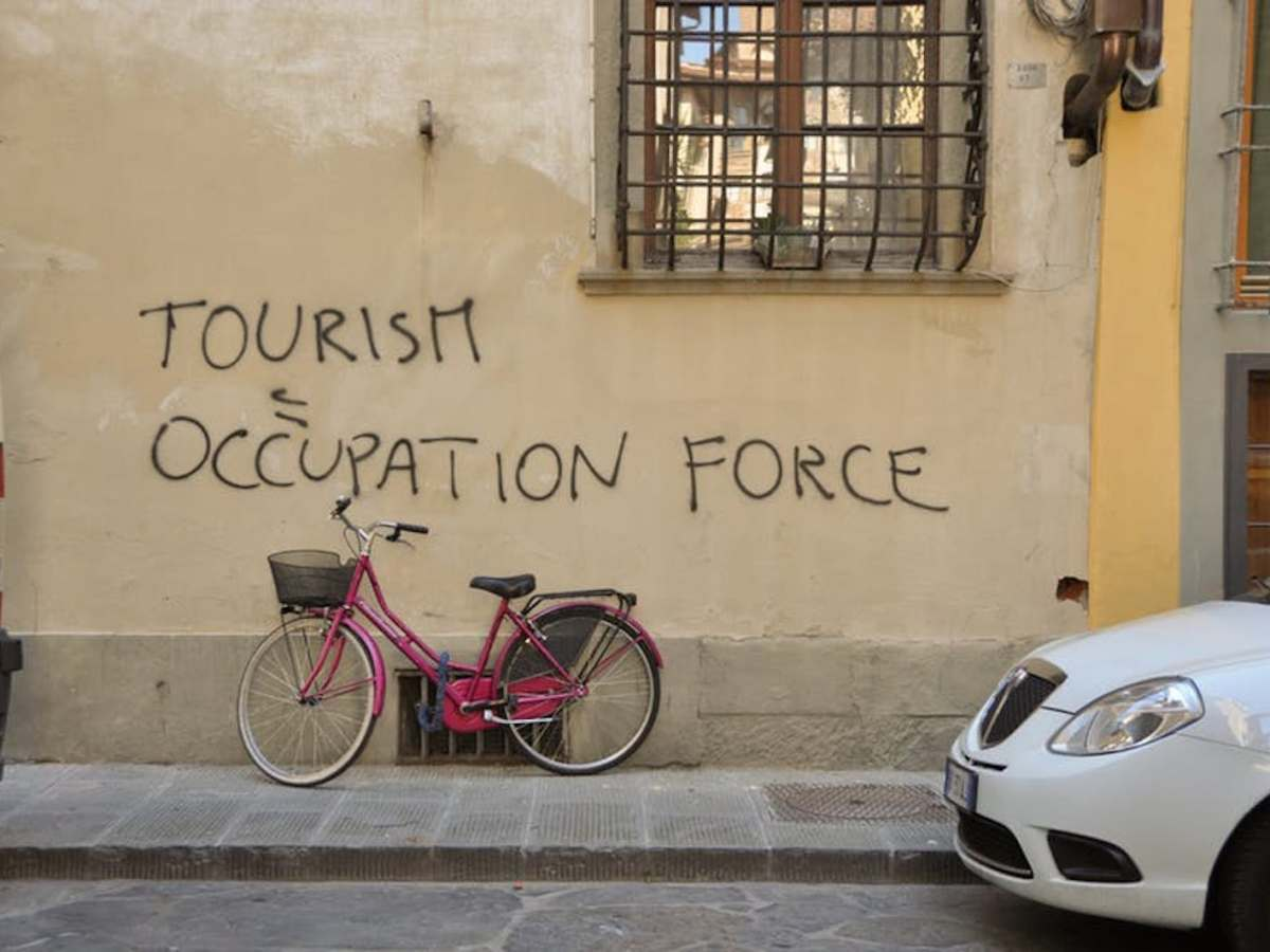 Residents of tourism hotspots are fighting back. Photo: Shutterstock