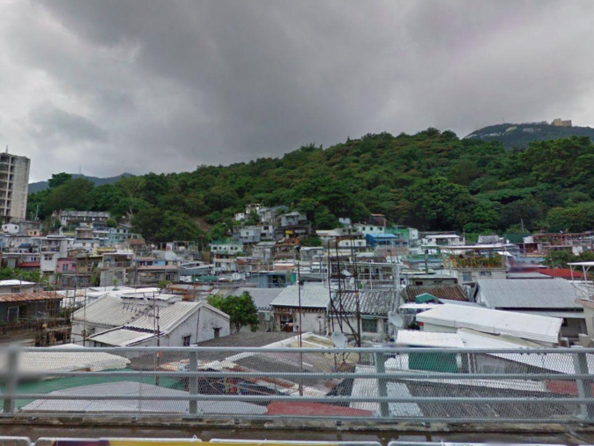 Pok Fu Lam village on Hong Kong Island. Photo: Google Maps
