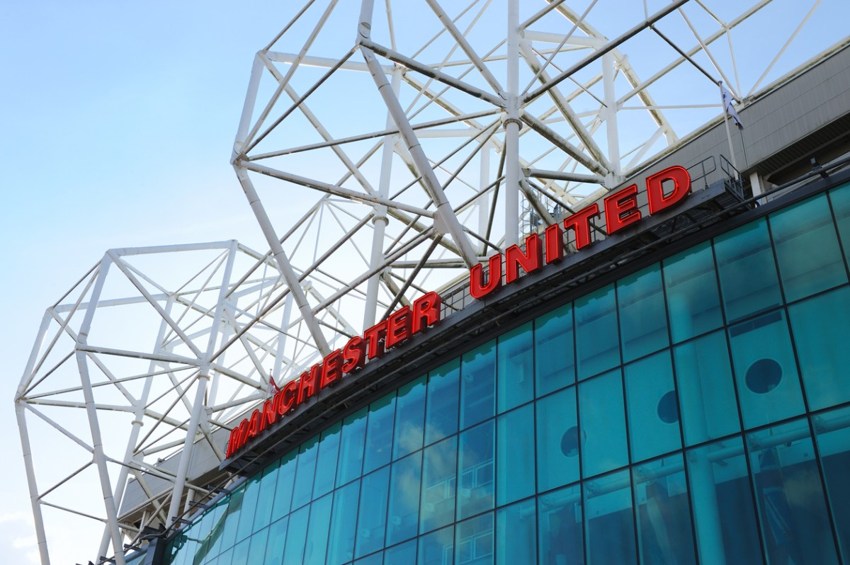 Old Trafford stadium, home of Manchester United, is rolling out the red carpet for the Wild Boars. Photo: iStock.
