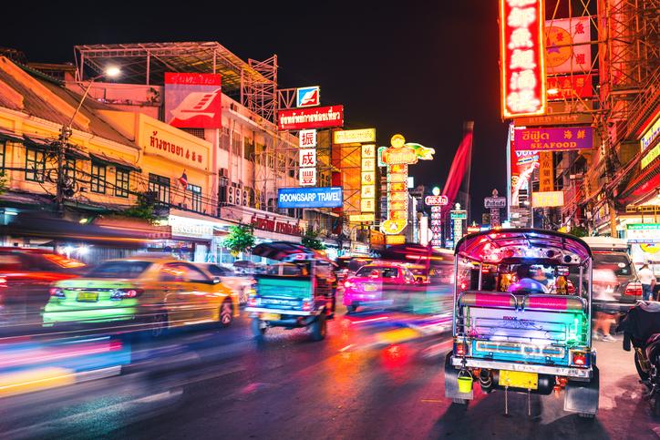 Bangkok. Photo: iStock