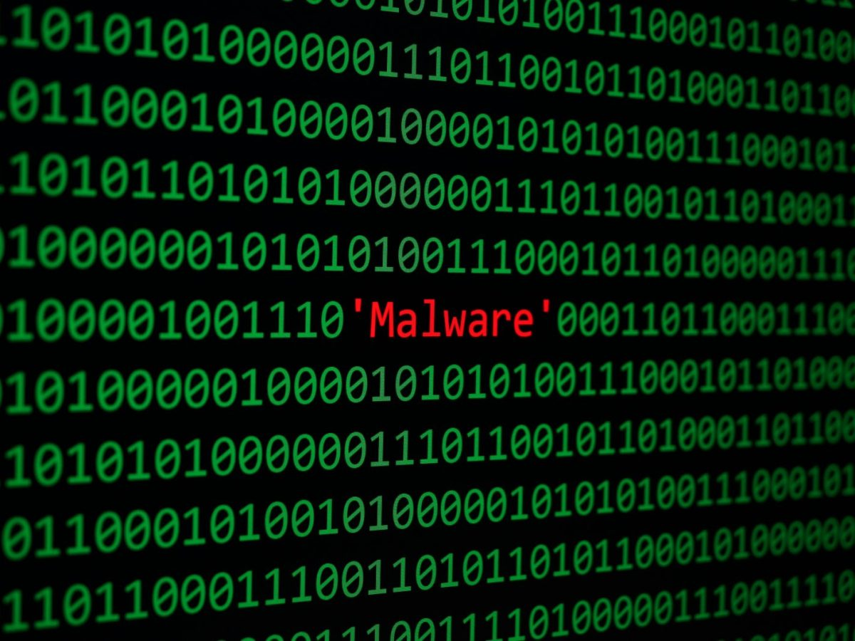 Crypto-currencies' long wallet addresses are composed of random characters and nearly impossible to recall. A new strain of malware is taking advantage of this. Photo: iStock