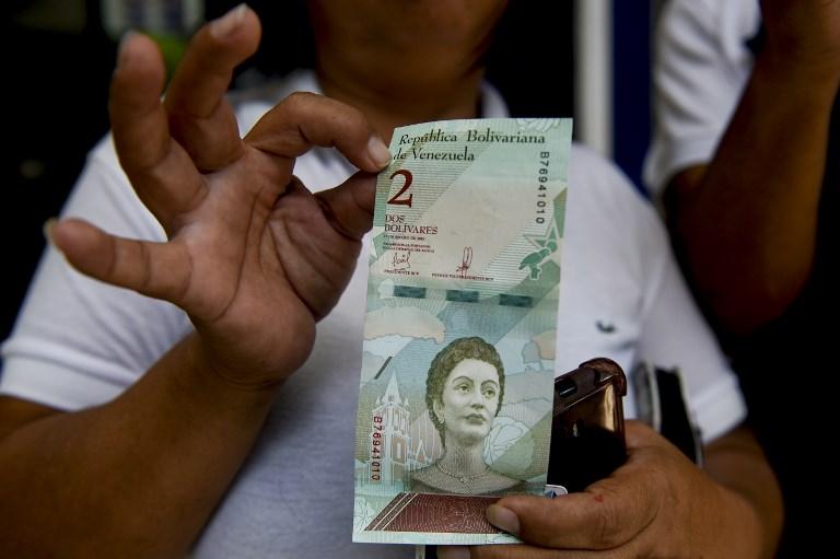 Photo: AFP/Frederico Parra