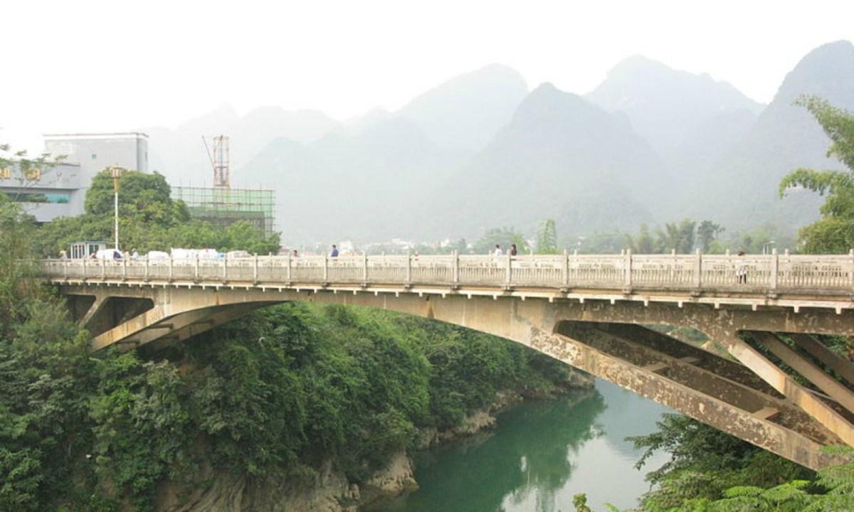 The China-Vietnam border. Photo by Wikimedia Commons.