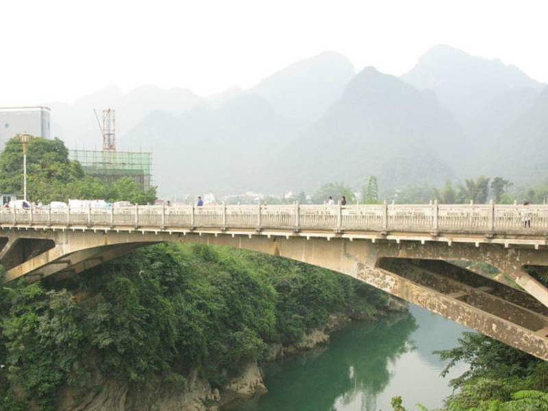 The China-Vietnam border. Photo by Wikimedia Commons.