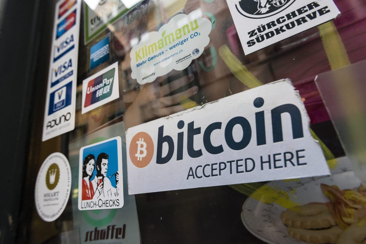 Crypto prices may be falling but some think that means big investors will be attracted to the market. Photo: iStock