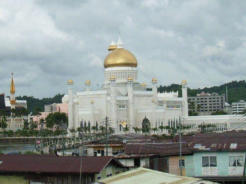 Bandar Seri Begawan, the capital of Brunei. Photo: Wikimedia Commons