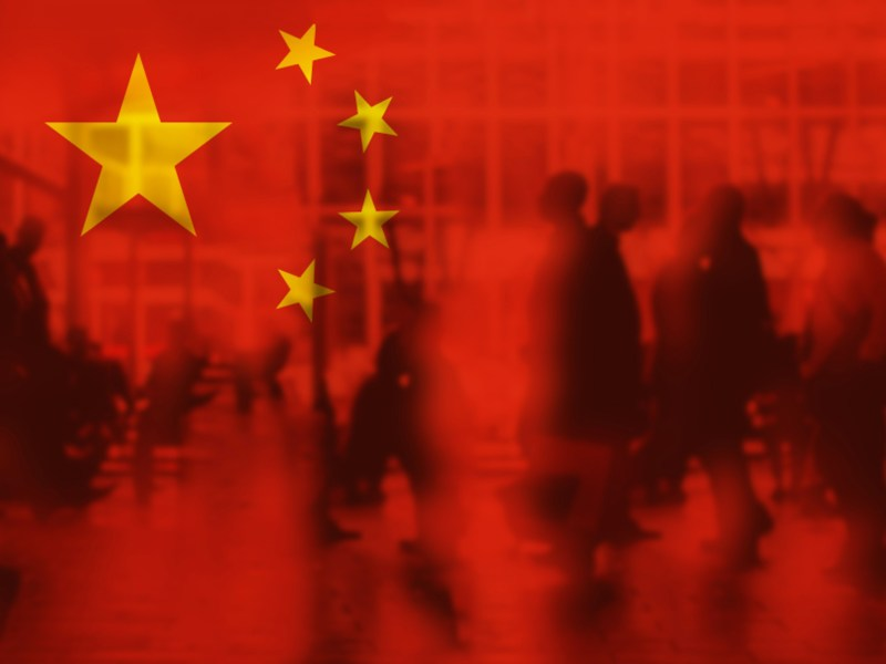 China has come under pressure for slowing down reforms and failing to open up in key sectors. Photo: iStock